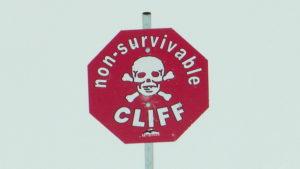 Tödliches Cliff